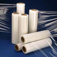 Plastic Stretch Wrap Film