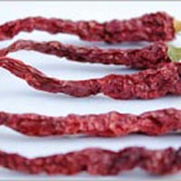Dried Red Chilli Byadgi With Stem