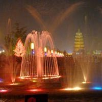 LED Musical Fountain 02