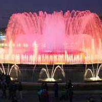 LED Musical Fountain