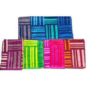 Dyed Hand Towels