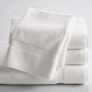 White Cotton Hand Towels
