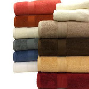 Cotton Terry Hand Towels