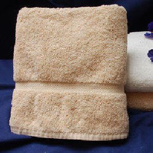 Brown Dobby Hand Towels