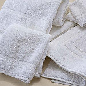 Rapier Border Bath Towels