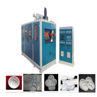 Fully Automatic Thermocol Paper Plate Making Machine