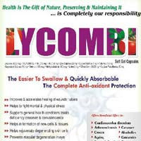 Lycombi Soft Gel Capsules