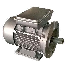 Aluminium Frame Single Phase Motor 03