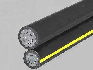 Duplex URD Cable,Duplex Aluminium Conductor 600V Secondary Type URD Cable