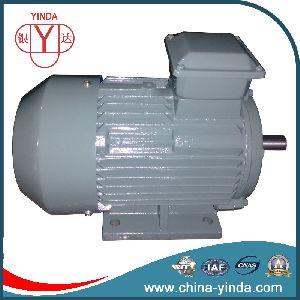IE3 Cast Iron Frame Three Phase Motor 03