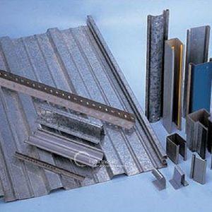 Aluminium Rolling Shutter Sections