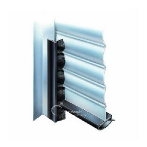 Aluminium Motorized Shutter Sections