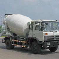 Transit Mixer Truck Spare Parts