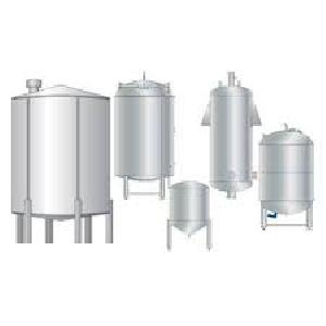Fruits And Vegetables Mixing Tank