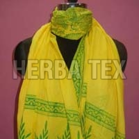 Herbal Dyed Ladies Dupatta