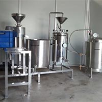 Electrical Soya Milk Making Machine