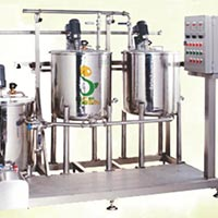 Mini Soya Milk Plant (500 Ltr /Hour)