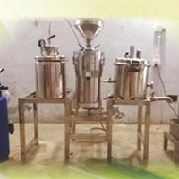 Mini Soya Milk Plant (75 Ltr /Hour)