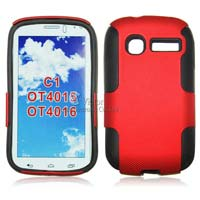 2 In 1 Alcatel One Touch Pop C1 OT4015 Mobile Case