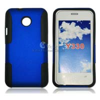 2 In 1 Huawei Ascend Y330 Mobile Case
