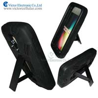 3 In 1 Kyocera Hydro Lcom C6730 Mobile Case