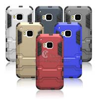 3 In 1 HTC One M9 Mobile Case