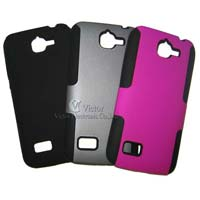 3 In 1 Huawei Ascend G730 Mobile Case