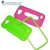 3 In 1 Colured LG L90 Mobile Case