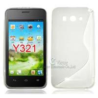 TPU Huawei Y321-C00 Mobile Case