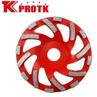 Diamond Mix Cup Grinding Wheels