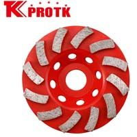 Diamond Turbo Cup Grinding Wheels
