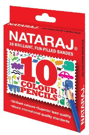 Natraj Color Pencils