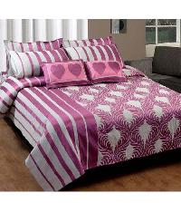 Hand Block Printed Bed Linen Set