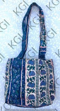 Hand Block Printed Bag 04