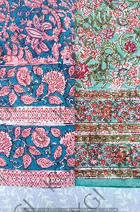 Hand Block Printed Bed Covers