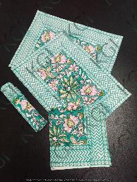 Hand Block Printed Table Mats