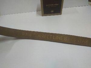 Mens Vintage Belt 07