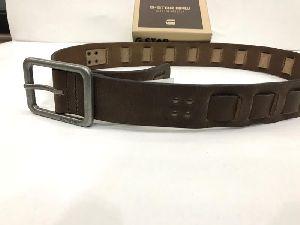Mens Vintage Belt 12