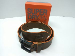 Mens Vintage Belts