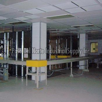 Used Automatic Spray Booth