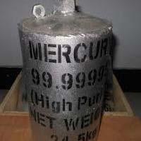 99.99% Silver Liquid Mercury