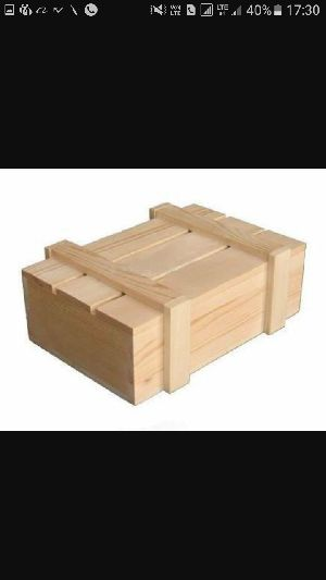 Wooden Box Packing Service 02