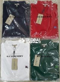 Burberry Mens Polo T-Shirts