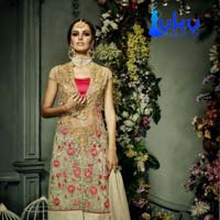 Ladies Bollywood Suit (VKV-1804)
