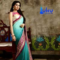 Party Wear Saree (VKV-1315)
