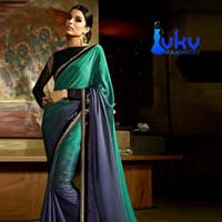 Party Wear Saree (VKV-1432)