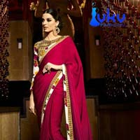 Party Wear Saree (VKV-1436)
