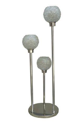 Glass Ball Floor Lamp 01