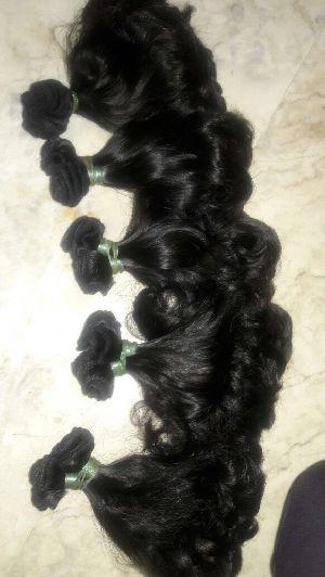 Russian Bouncy Hair