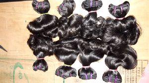 Virgin Double Drawn Bouncy Hair 01